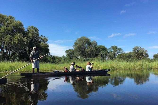Mokoro Day Trip In Okavango Delta