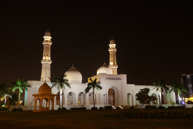 Private Salalah Night Tour with Dinner and Pick Up