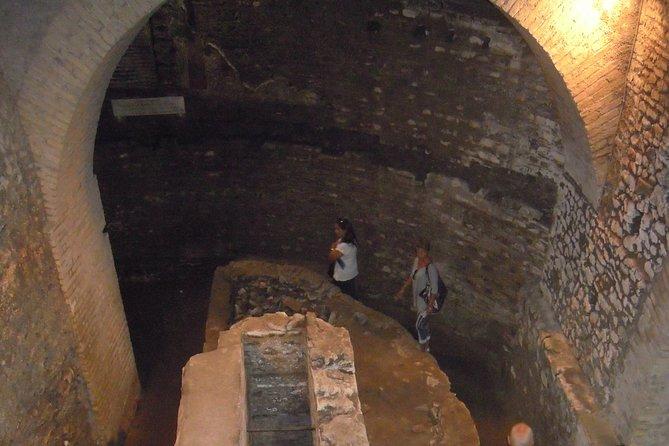 Underground Basilicas and Foro Boario Private Tour