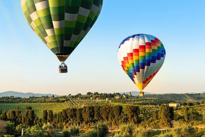 Hot Air Balloon Ride in Chianti