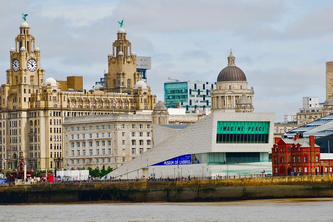 Liverpool City Self Guided Walking Tour including Beatles tour.