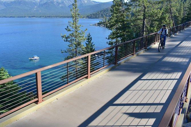 Full-Day Bike Rental in Lake Tahoe   Breathtaking Coastal Rides