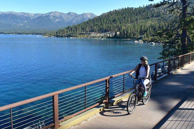 Full-Day Bike Rental in Lake Tahoe | Breathtaking Coastal Rides