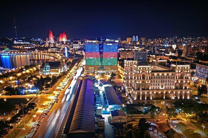 Baku Night tour (All inclusive)