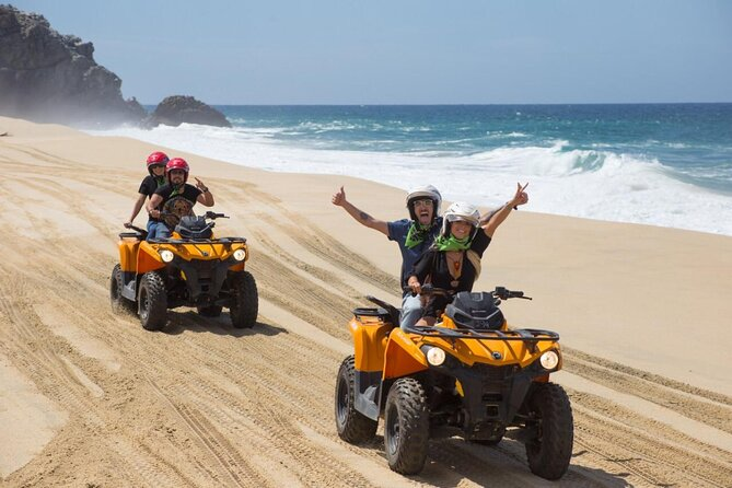 Cabo ATV and Camel Ride Combo Migriño Adventure