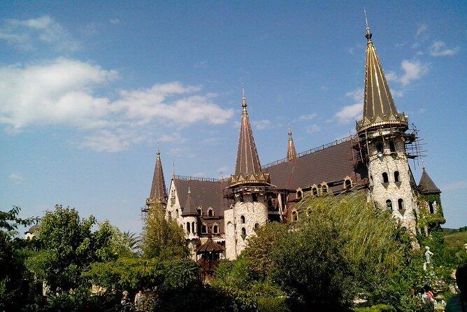 Unseen Ravadinovo Castle Options