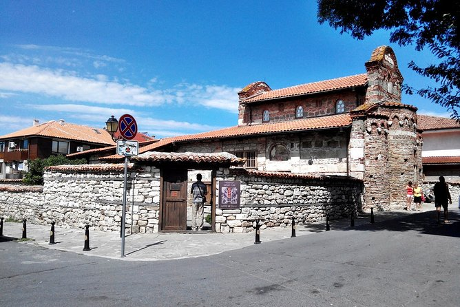 Old Nessebar Self-Guided