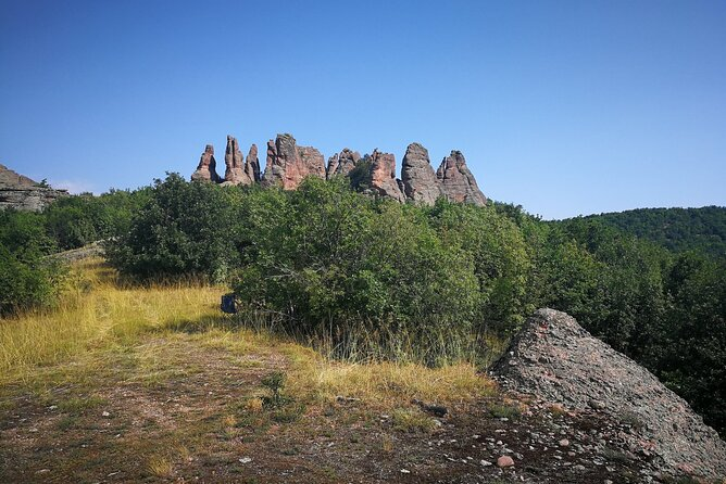 Belogradchik Fortress Self-Guided