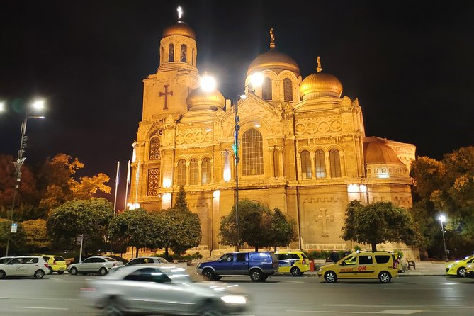Cathedral of the Assumption of the Virgin Self-Guided
