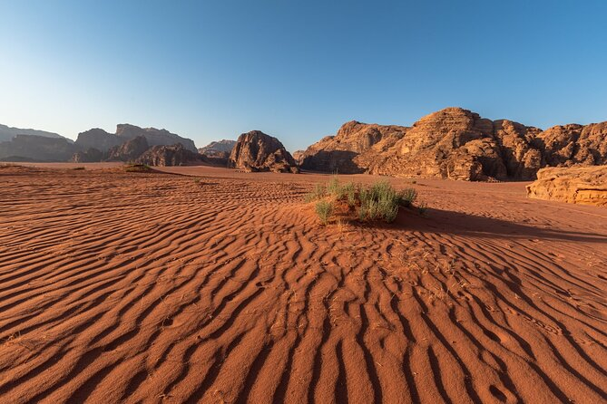 Private 2-Day Hiking Tour in Wadi Rum from Aqaba