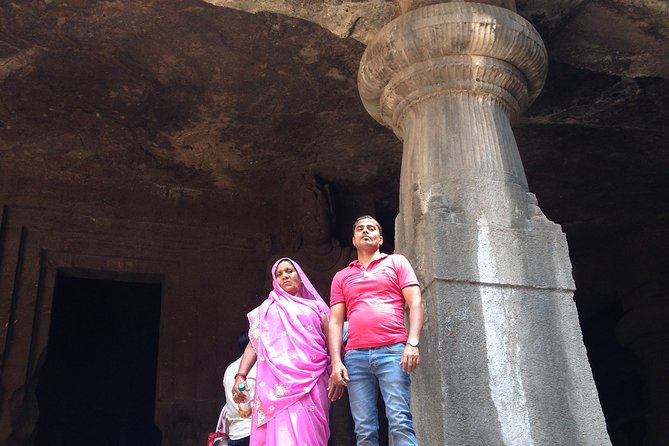Excursion to Elephanta Caves & City Tour of Mumbai