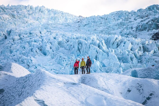 5-hour Glacier Adventure From Skaftafell