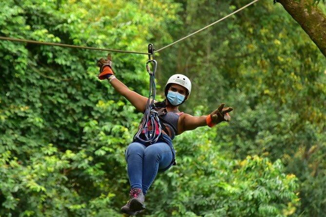 Rainforest Canopy Adventure Pacific