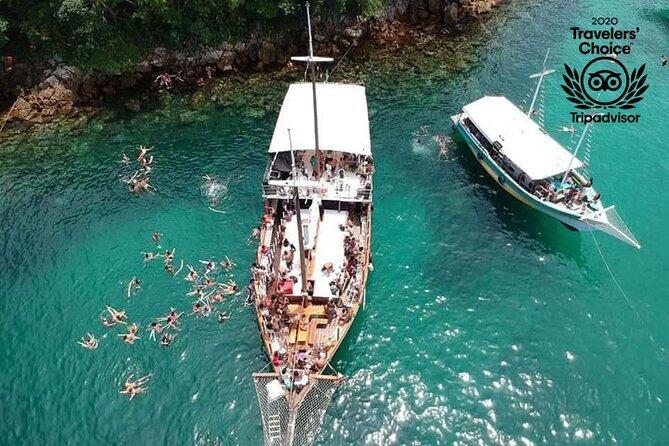 Angra dos Reis and Ilha Grande All Inclusive Tour