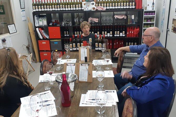 Barossa Wine Tasting shared tours