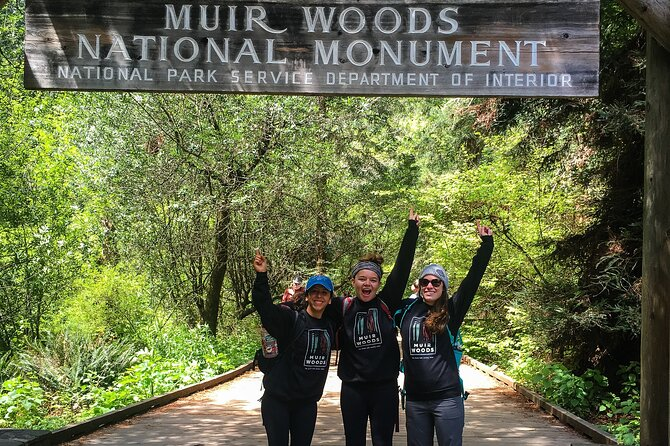 Muir Woods met Napa & Sonoma Wine Tour + Alcatraz & Aquarium Access