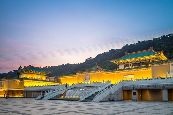 Visit National Palace Museum History and Explore Dadaocheng Area