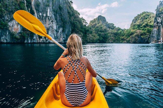Snorkeling and Kayaking Tour at Hong Islands From Krabi