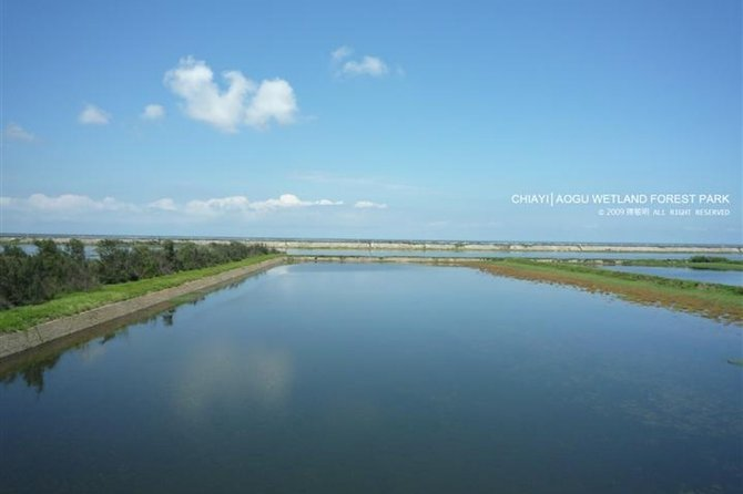 National Palace Museum Southern Branch and Chiayi Nature by the Sea Tour