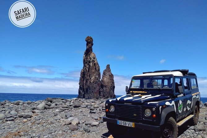 Full-Day Madeira North West Coast Safari from Funchal
