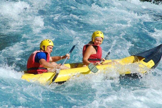 Antalya Rafting & Quad Safari Tour (Combo)