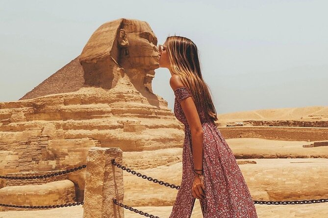 Amazing Private Tour To : Giza Pyramids, Sphinx, Memphis, Sakkara