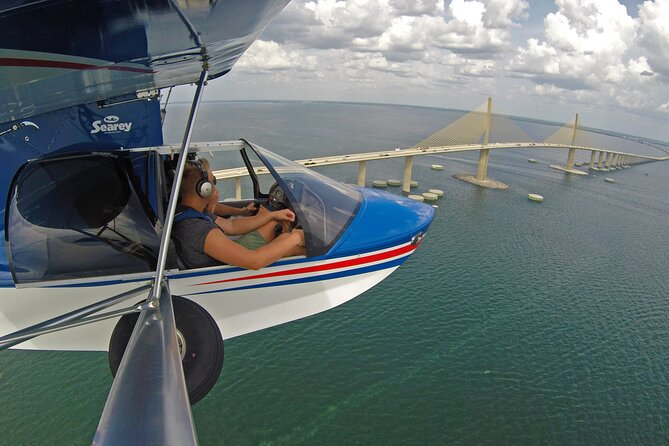 Scenic Seaplane Introductory Flight - SUNSET FLIGHT