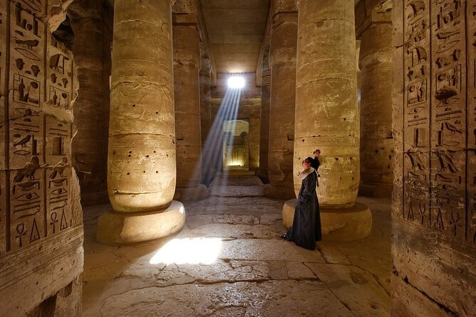 Enjoy Super Tour for 1 Night 2 Days From Luxor