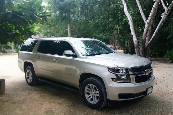 VIP Private Transportation from Cancun Airport to Tulum