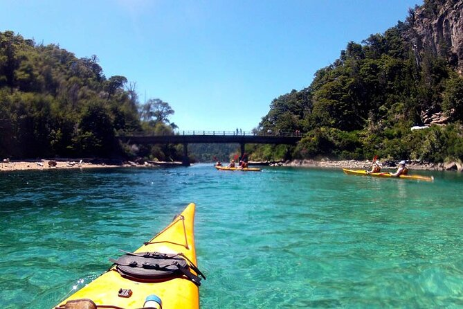 Kayak in Lago Moreno and Hike Cerro Llao-Llao - Full Day Tour in Private Service