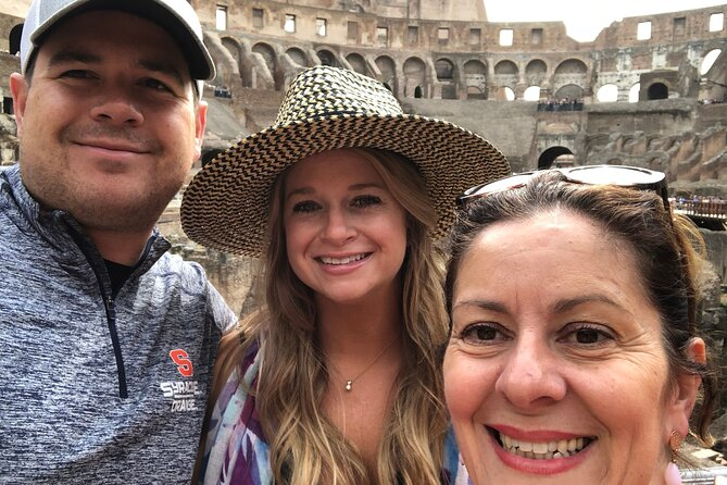 Rome Highlights Private Tour by Car with Local Guide