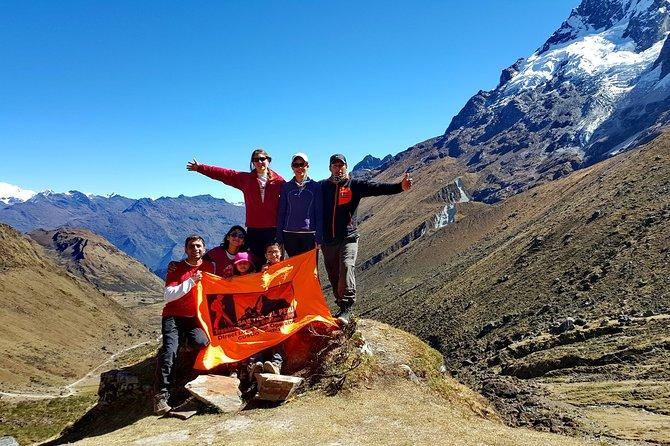 4-Day Salkantay Trek