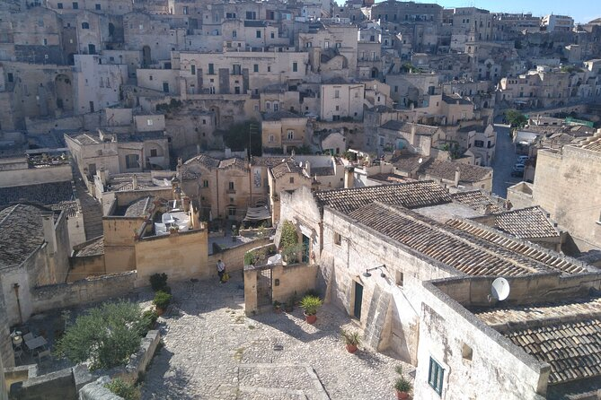 "Places of Matera, the city of ""Sassi"""