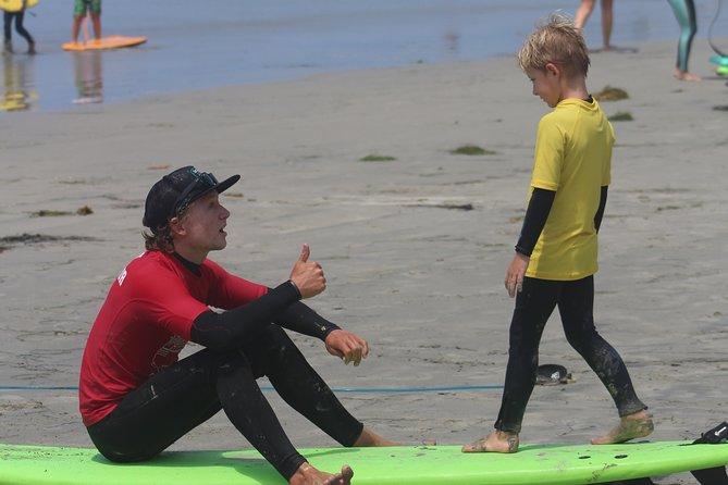 Private Surf Lesson