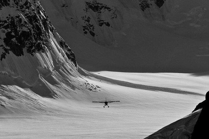 South Side Explorer with Glacier Landing