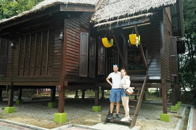 Traditional Village Experience at Asian Cultural Park from Kuala Lumpur