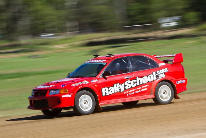 NSW Rally 2-Car Blast: 16-Lap Drive and Ride Experience
