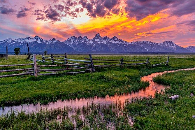 Luxury Private Half-Day Grand Teton National Park Tour
