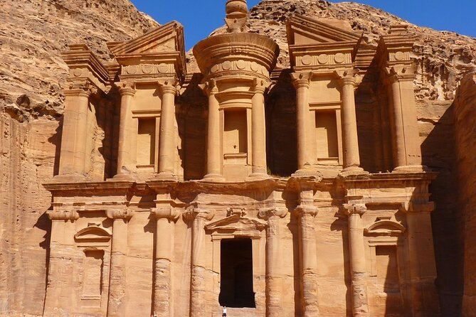 Private Petra Day Tour from Amman