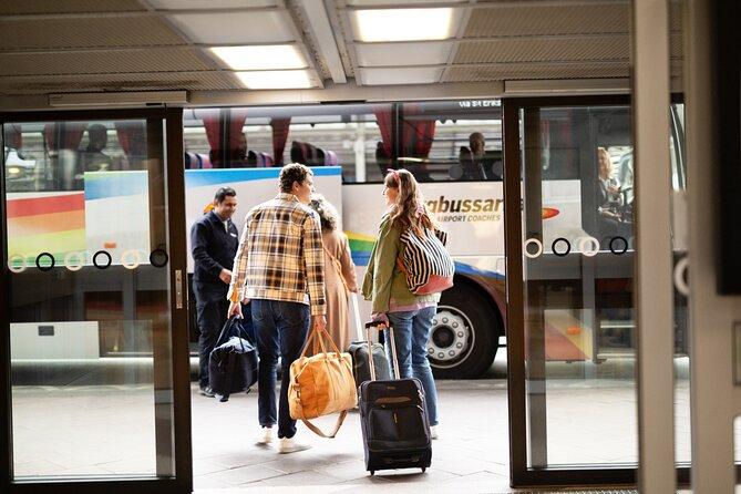 Autobús de la ciudad de Estocolmo
