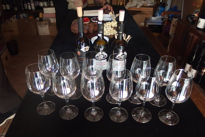 Small-Group Wine Tour in Athens with Tasting