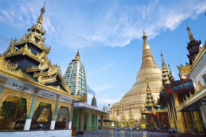 The Sites and Landmarks of Mandalay