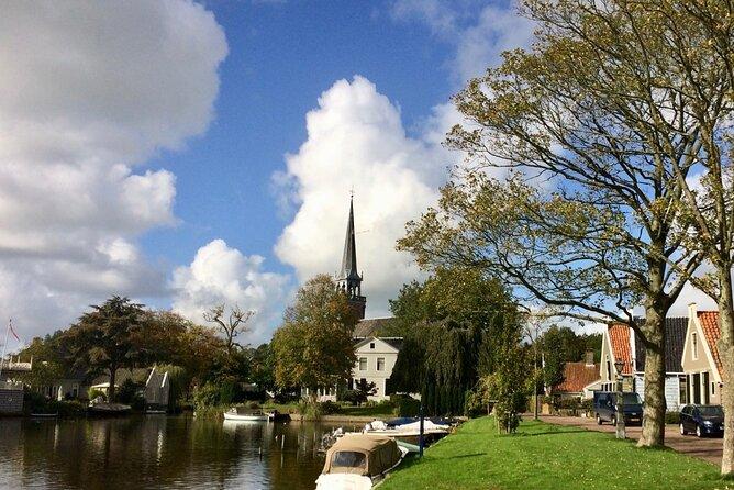 Zaanse Schans Windmills and Volendam Small-Group Tour from Amsterdam