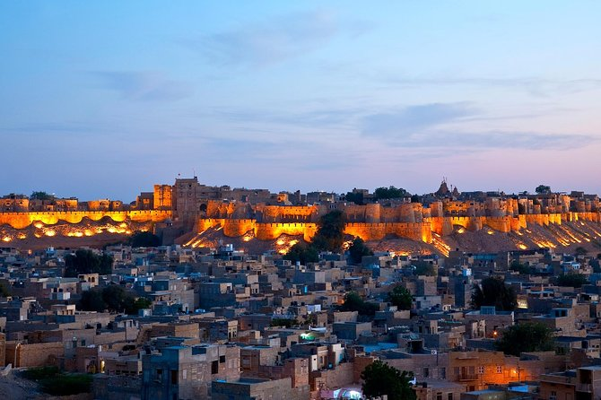 Fascinating Day Tour of Golden City ( Jaisalmer )