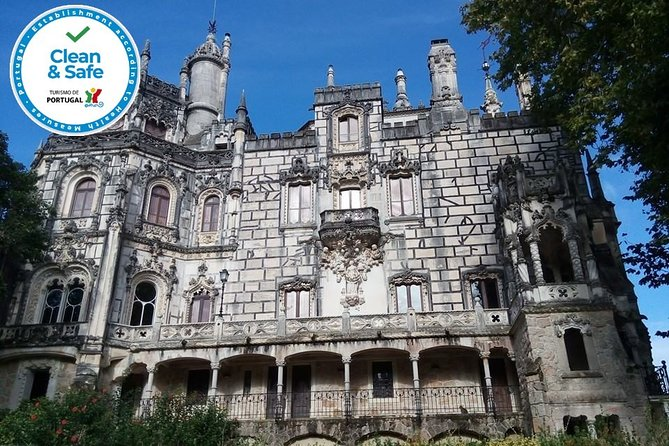 Sintra Private Tour - Full Day with lunch included