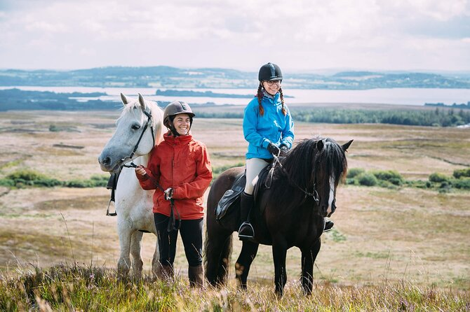 Beach & countryside horse riding. Mayo. Guided. 1 & 2 hour options.