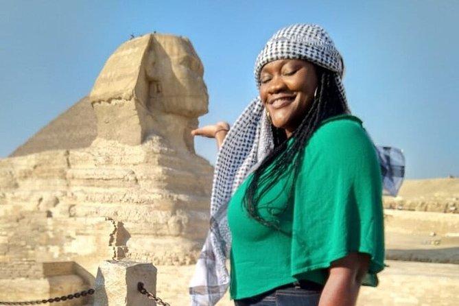 Giza Pyramids, Camel Ride, Quad Bike, Night and Dinner Cruise on Nile