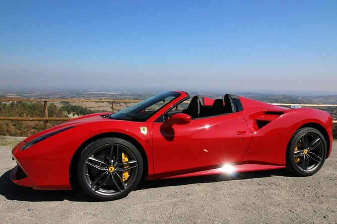 488 SPIDER - Driving Experience in Maranello