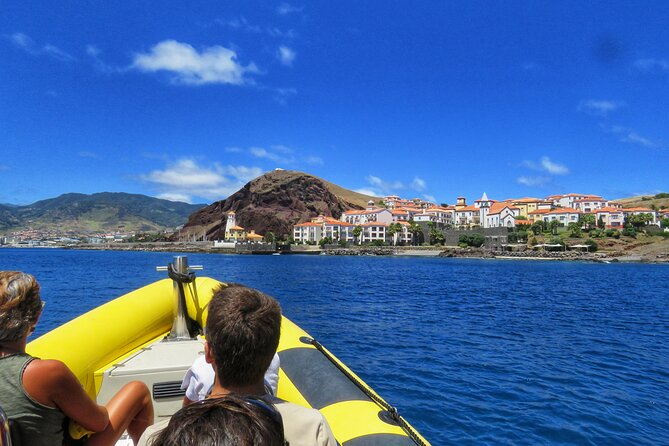 All in 1 Experience in Madeira- 4x4 Ride, Hiking, Swimming and Boat Trip