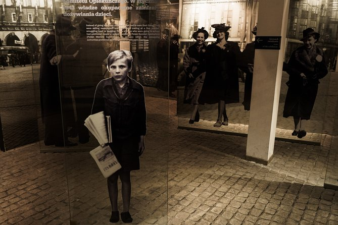 Krakow: Schindler's Factory Entrance Ticket